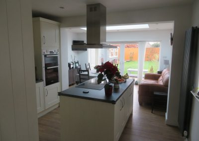 Kitchen extension and renovation Chippenham (2)